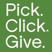 Pick. Click. Give
