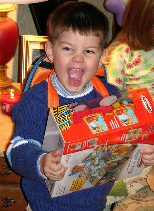 Provide some joy this Christmas Season