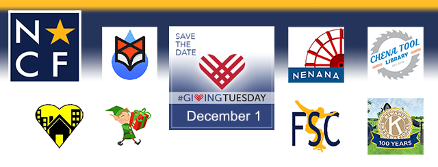 NSCF Celebrates Giving Tuesday